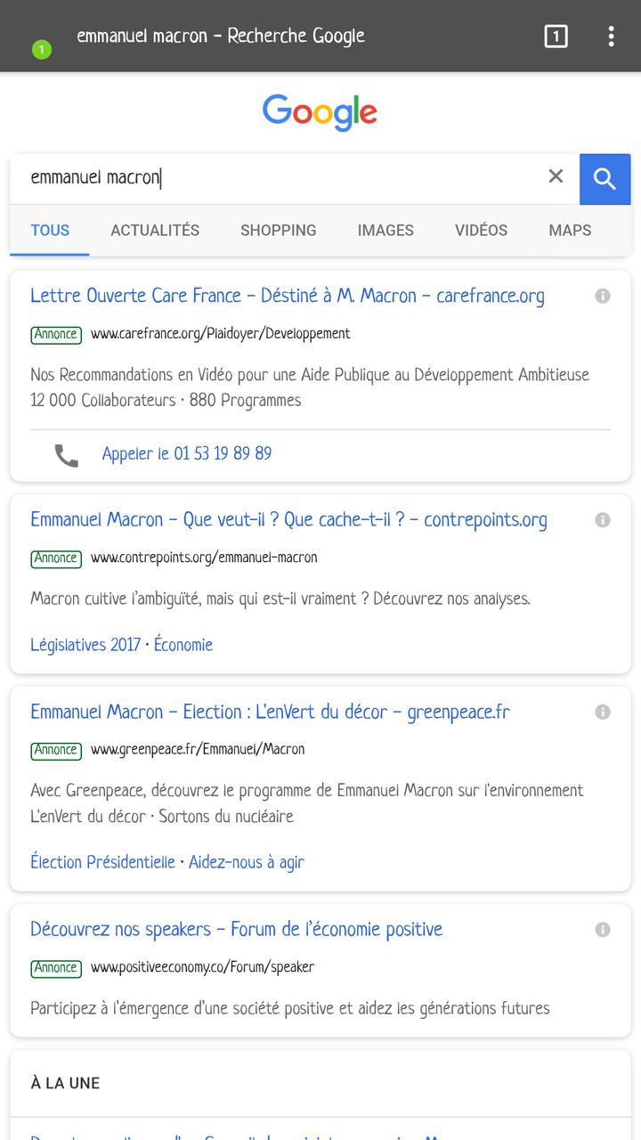 [TUTORIEL AMP] Comment désactiver Google AMP dans Google Search 60b9c16fbce38b49