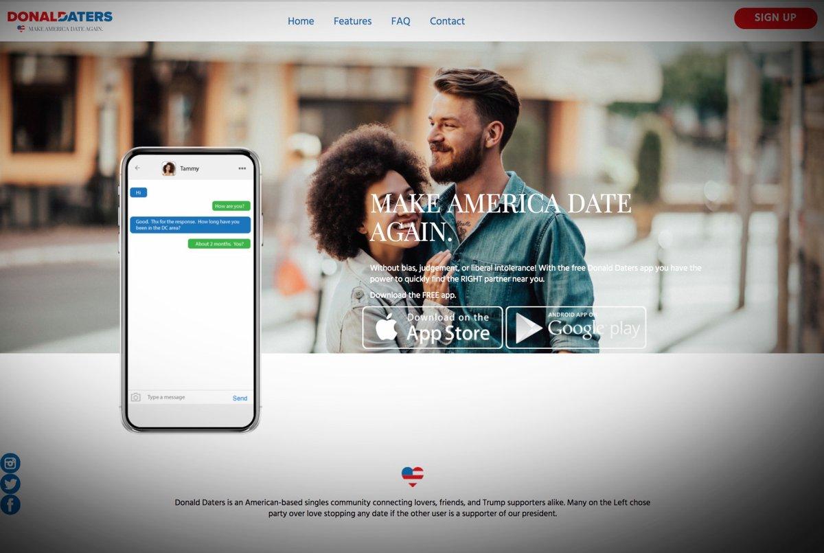dating website in La Wat is het verschil tussen dating en met een ding